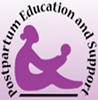 Postpartem Education and Support logo